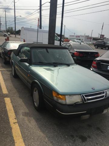 1991 Saab 9-3