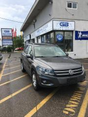 Used 2015 Volkswagen Tiguan for sale in Etobicoke, ON