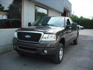 Used 2008 Ford F-150 Cabine Super 4RM 163 po XLT for sale in Repentigny, QC