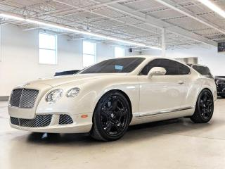 Used 2012 Bentley Continental GT for sale in Toronto, ON