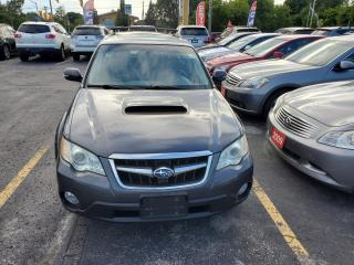 Used 2008 Subaru Outback 5dr Wgn Auto 2.5XT for sale in Scarborough, ON