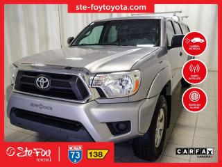 Used 2015 Toyota Tacoma 4X4 SR5 DBL CAB Roue en alliage, Caméra recul for sale in Québec, QC