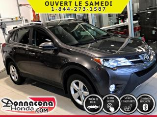 Used 2014 Toyota RAV4 XLE ***BAS MILLAGE***UN PROPRIÉTAIRE*** for sale in Donnacona, QC