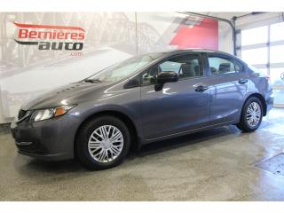 Used 2014 Honda Civic - for sale in Lévis, QC