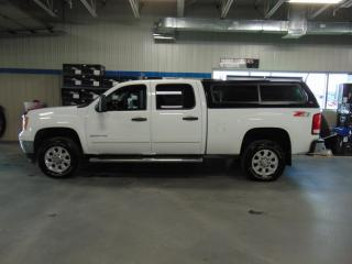 Used 2013 GMC Sierra 2500 SLE for sale in Amos, QC