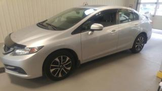 Used 2014 Honda Civic EX for sale in Gatineau, QC