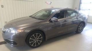 Used 2017 Acura TLX SH AWD V6 Tech NAV. for sale in Gatineau, QC