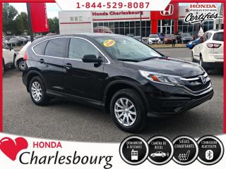 Used 2015 Honda CR-V for sale in Charlesbourg, QC
