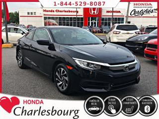 Used 2016 Honda Civic LX COUPE **AUTOMATIQUE**UN PROPRIÉTAIRE* for sale in Charlesbourg, QC