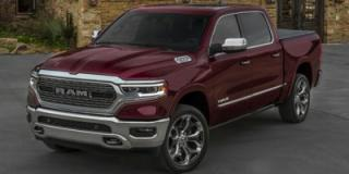 Used 2020 RAM 1500 Limited Crew Cab | Sunroof | Navigation | 12