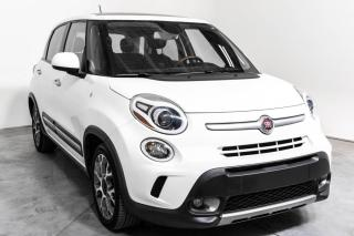 Used 2014 Fiat 500 L TREKKING TOIT PANO NAVIGATION for sale in Île-Perrot, QC