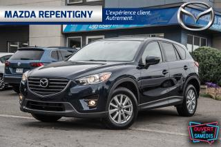 Used 2016 Mazda CX-5 2016 Mazda CX-5 - AWD 4dr Auto GS for sale in Repentigny, QC