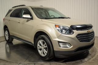 Used 2016 Chevrolet Equinox LT A/C MAGS CAMERA DE RECUL for sale in St-Hubert, QC