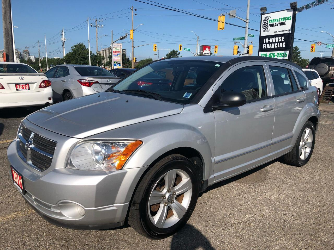 2011 Dodge Caliber No Accidents l Heated Seats