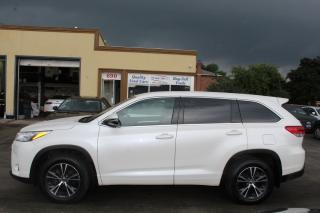 Used 2018 Toyota Highlander LE AWD for sale in Brampton, ON