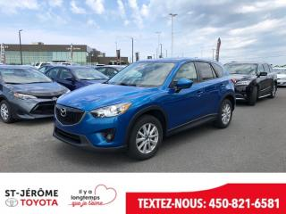 Used 2013 Mazda CX-5 GS AWD for sale in Mirabel, QC