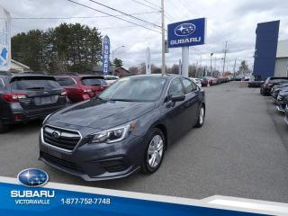 Used 2019 Subaru Legacy 2.5i Cvt for sale in Victoriaville, QC