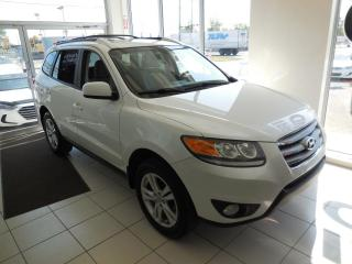 Used 2012 Hyundai Santa Fe GL PREMIUM AUTO TRACTION INTÉGRALE A/C T for sale in Dorval, QC