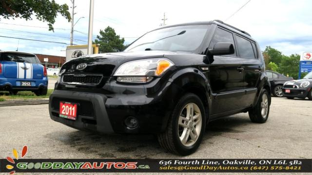2011 Kia Soul 2U|NO ACCIDENT|LOW KM|BLUETOOTH|HEATED SEATS|