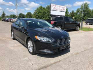 Used 2014 Ford Fusion SE for sale in Komoka, ON