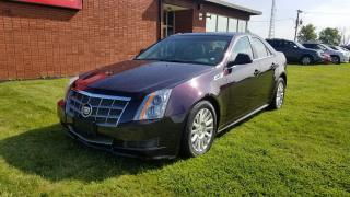 Used 2010 Cadillac CTS 3.0L AWD for sale in London, ON