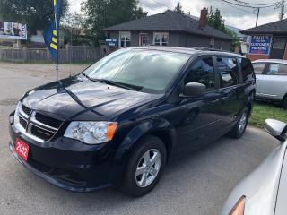 Used 2012 Dodge Grand Caravan SE for sale in Bradford, ON