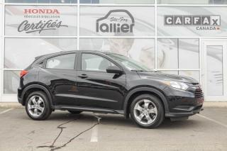 Used 2016 Honda HR-V LX AWD ***GARANTIE GLOBALE JUSQU'EN 2020 for sale in Québec, QC