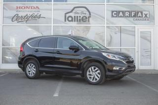 Used 2015 Honda CR-V EX AWD ***GARANTIE 10 ANS/200 000 KM*** for sale in Québec, QC