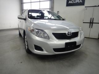 Used 2009 Toyota Corolla MINT CONDITION,NO ACCIDENT SERVICE RECORDS for sale in North York, ON