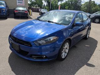 Used 2013 Dodge Dart SXT for sale in Edmonton, AB