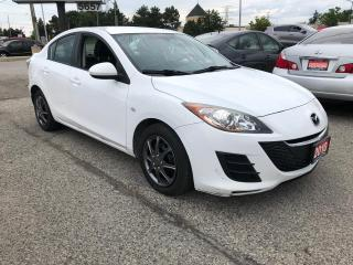 Used 2010 Mazda MAZDA3 GS, Accident Free, Warranty, Certified for sale in Woodbridge, ON