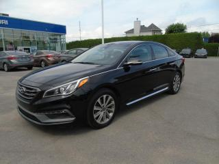 Used 2017 Hyundai Sonata Sport Tech 2,4 L berline 4 portes BA for sale in Joliette, QC