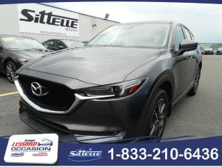 Used 2017 Mazda CX-5 for sale in St-Georges, QC