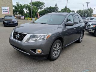 Used 2016 Nissan Pathfinder SV for sale in Edmonton, AB