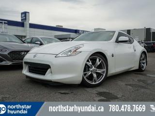 Used 2011 Nissan 370Z TOURING/AUTO/LEATHER/NAV/BACKUPCAM for sale in Edmonton, AB