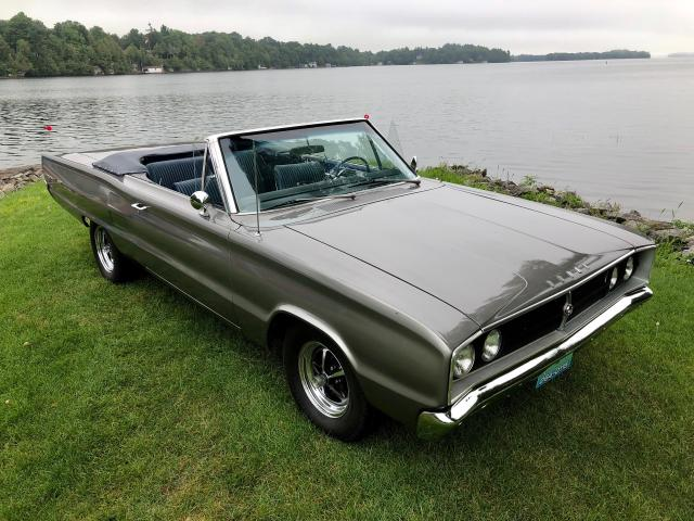 1967 Dodge Coronet 500 CONVERTIBLE  Has Been Sold