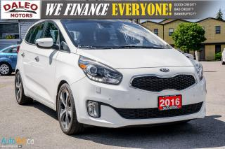 Used 2016 Kia Rondo EX LUXURY | 7 PASS | NAV | LEATHER | BACKUP CAM for sale in Hamilton, ON