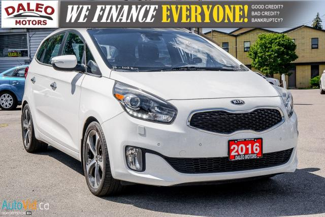 2016 Kia Rondo EX LUXURY | 7 PASS | NAV | LEATHER | BACKUP CAM