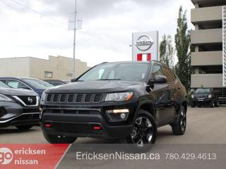 Used 2018 Jeep Compass TRLHWK for sale in Edmonton, AB