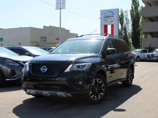 Used 2019 Nissan Pathfinder SV TECH ROCKCREEK l AWD l Backup Camera l Heated Seats for sale in Edmonton, AB