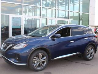 Used 2019 Nissan Murano Platinum AWD / BIRDS EYE CAM / HEATED/COOLED SEATS / HEATED 2ND ROW / POWER LIFT GATE for sale in Edmonton, AB