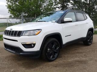 New 2019 Jeep Compass Altitude Special Edition / Back Up Camera for sale in Edmonton, AB