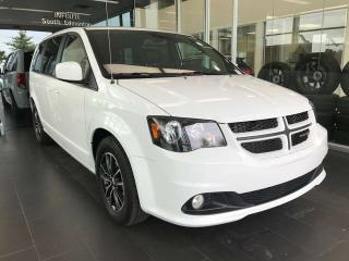 Used 2019 Dodge Grand Caravan GT, ACCIDENT FREE, POWER HEATED LEATHER SEATS, HEATED STEERING WHEEL, BACK-UP CAMERA for sale in Edmonton, AB