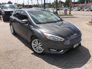 Used 2016 Ford Focus Titanium for sale in London, ON