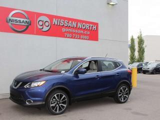 Used 2019 Nissan Qashqai SL/AWD/SUNROOF/LEATHER/HEATED WHEEL for sale in Edmonton, AB