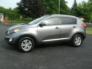 Used 2012 Kia Sportage LX for sale in Stoney Creek, ON