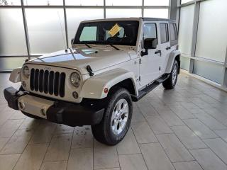 Used 2014 Jeep Wrangler Unlimited SAHA for sale in Edmonton, AB