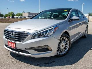 Used 2015 Hyundai Sonata 2.4L Limited 4dr FWD Sedan for sale in Brantford, ON