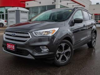 Used 2018 Ford Escape SEL 4dr FWD Sport Utility for sale in Brantford, ON