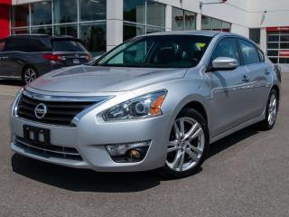 Used 2014 Nissan Altima 3.5 SL 4dr FWD Sedan for sale in Brantford, ON